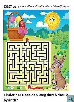 Rätsel zu Ostern 3 (Quelle: Image) - Bild gross anzeigen