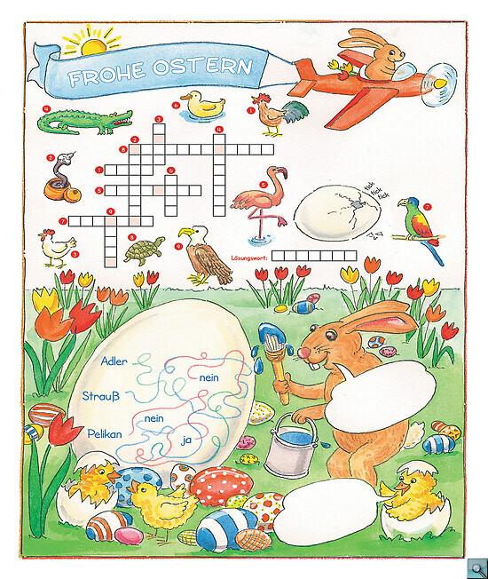 Rätsel zu Ostern 8 (Quelle: Image) - Bild gross anzeigen