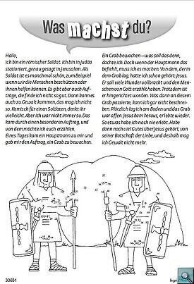 Rätsel zu Karsamstag-Ostern (Quelle: Image) - Bild gross anzeigen