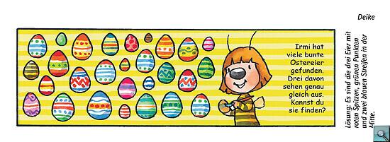 Rätsel zu Ostern 6 (Quelle: Image) - Bild gross anzeigen