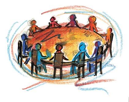 Kennenlernen von gruppen